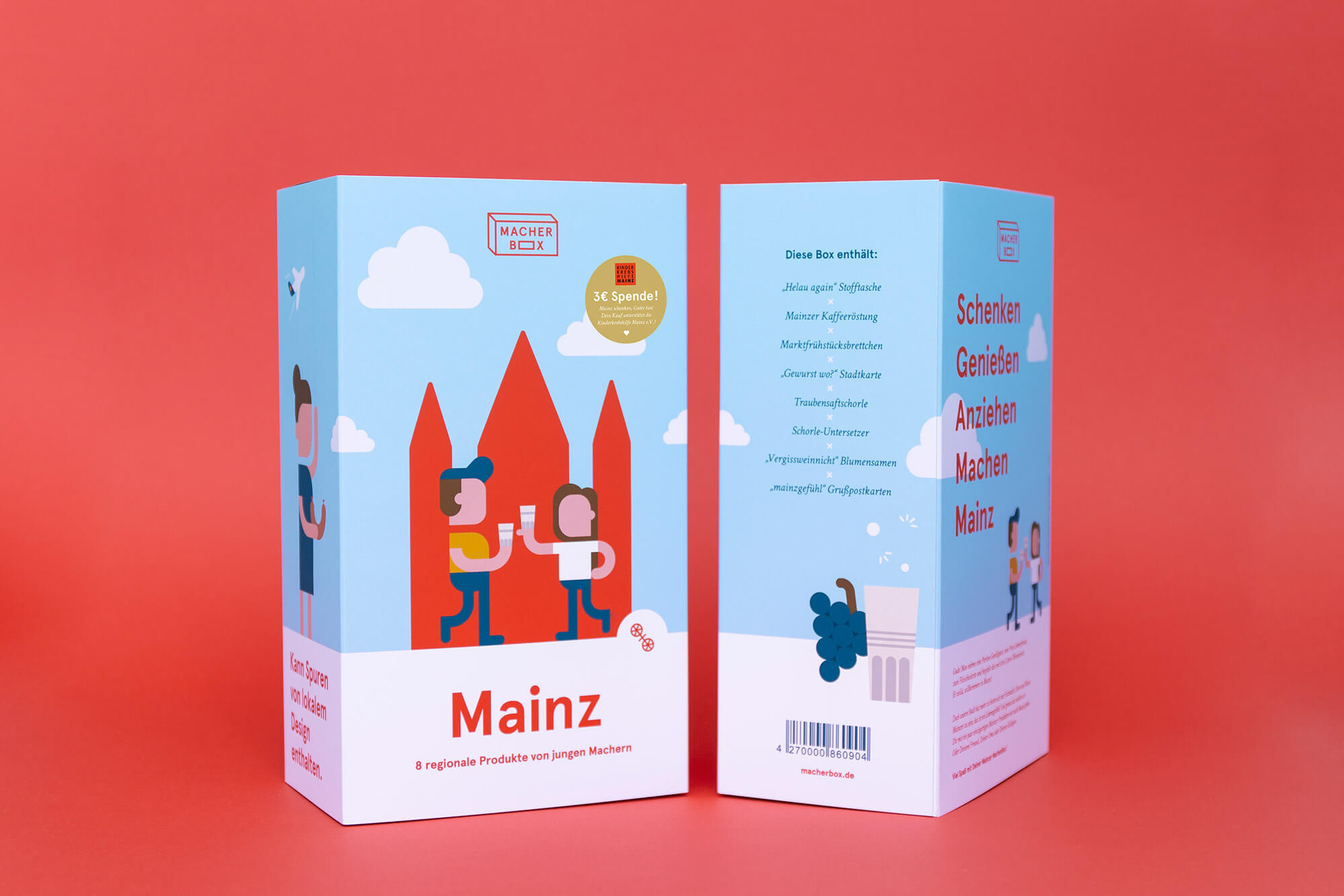 MacherBox Mainz Packshot